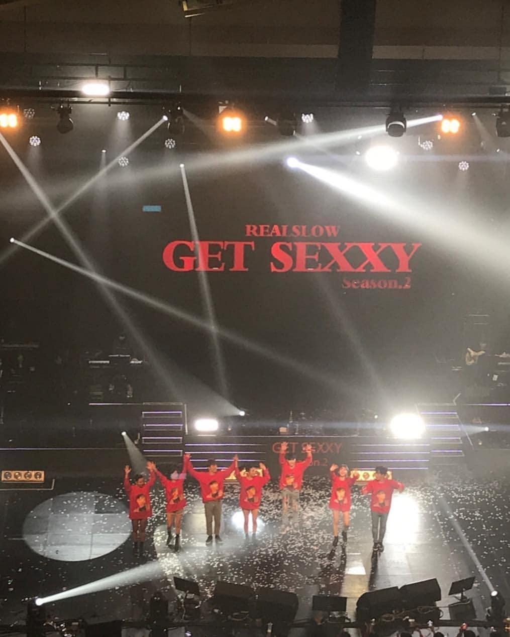 2019.1.12 フィソン全国ツアーコンサート GET SEXXY2 釜山公演