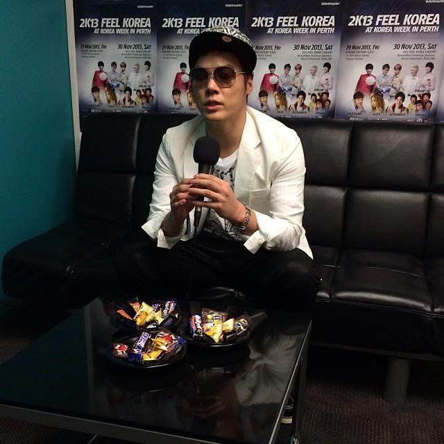 11.29, 30 Feel Korea at Korea Week in Perth