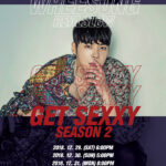 2018 フィソン全国ツアーコンサート〈GET SEXXY – Season.2〉公演チケット情報 グローバル販売あり